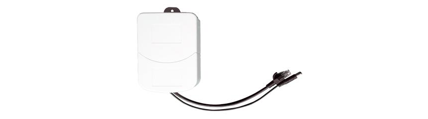 博力扬poe分离器是一款受电型poe产品,通过将poe信号分离出数据和直流